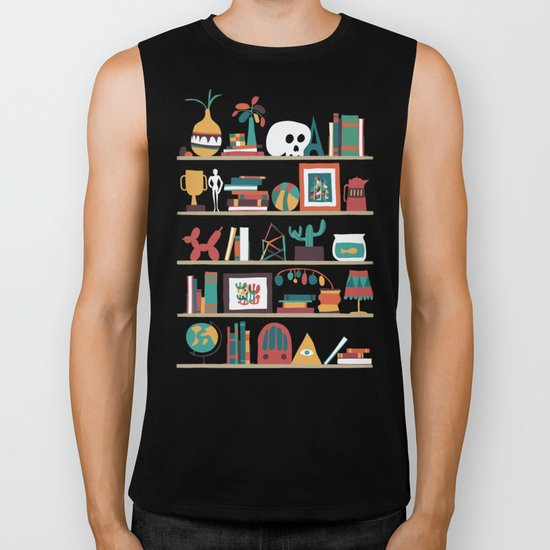 The shelf Biker Tank
