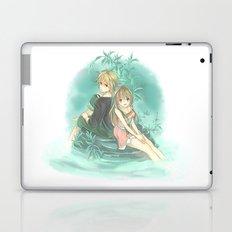 Morning Lagoon Laptop & iPad Skin