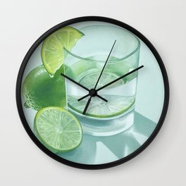 Hydrate Wall Clock