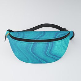 Blue Marble Fanny Pack