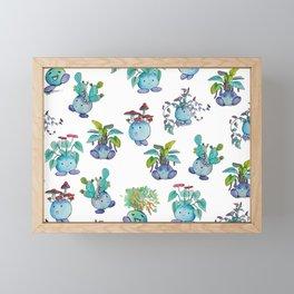 All Plant Bois Framed Mini Art Print