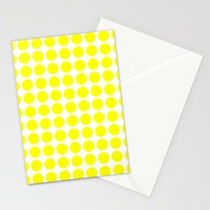 BIG YELLOW DOT Stationery Cards