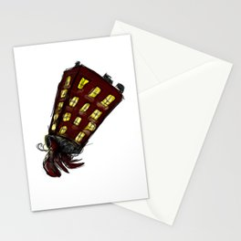 Hermit Crab Stationery Cards