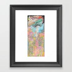 Sink Deeper Framed Art Print