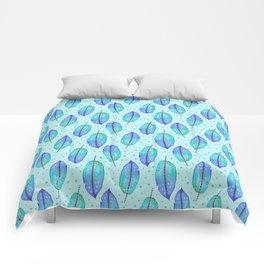 Aqua Marine Comforters
