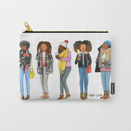 Coffee Girls Carry-All Pouch