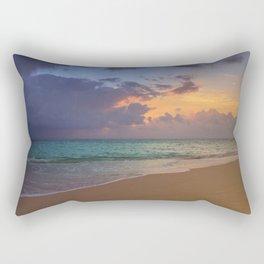 Needle in the bay Rectangular Pillow