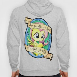 Kindness is Always Possible Hoody