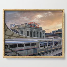 Union Station - Denver, Colorado Part II Serving Tray
