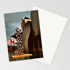 Museo Guggenheim Stationery Cards