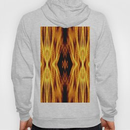 Flame Pattern Fire Astract Hoody