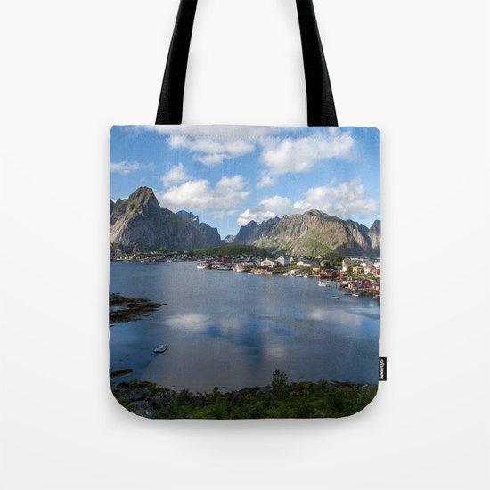 Wonderview Tote Bag
