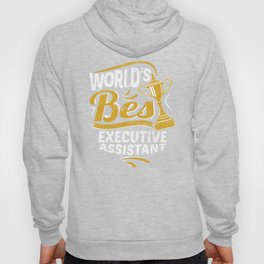 World's Best Executive Assistant Hoody