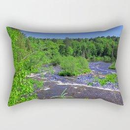 Triumphant Tahquamenon Rectangular Pillow