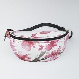 Cherry Blossoms #society6 #buyart Fanny Pack