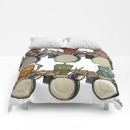 Robot - Drummers Comforters