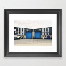 Industrial Framed Art Print