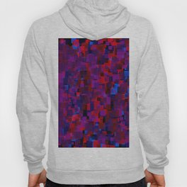 field of squares Hoody
