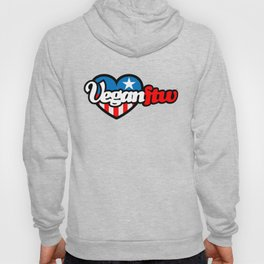 VeganFTW Logo - Independence Day 2013 Edition Hoody