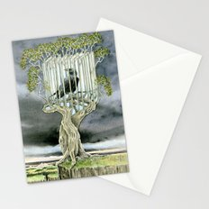 Wicked nature Stationery Cards