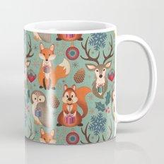 Vintage Xmas Mug