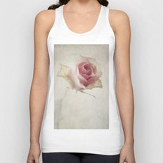 A Flower for You [Textured] Unisex Tank Top