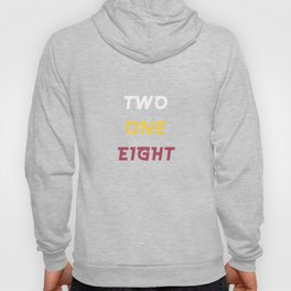 Northern Minnesota 218 Two One Eight Duluth Area Gift Hoody