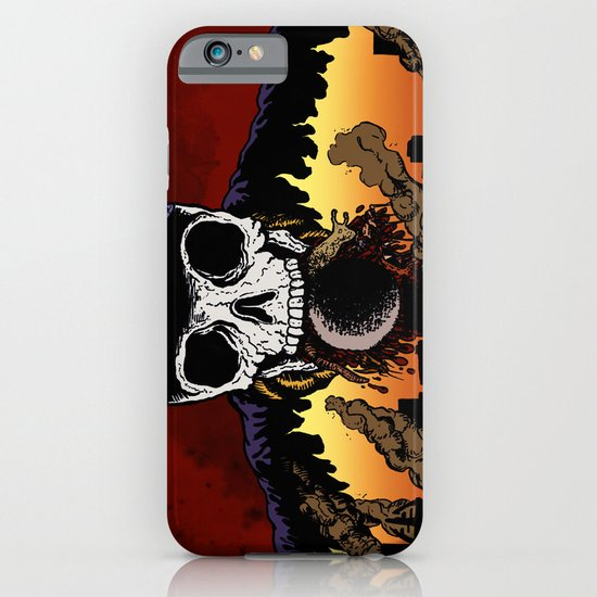 """Hip Hop Horror"" by Cap Blackard iPhone & iPod Case"