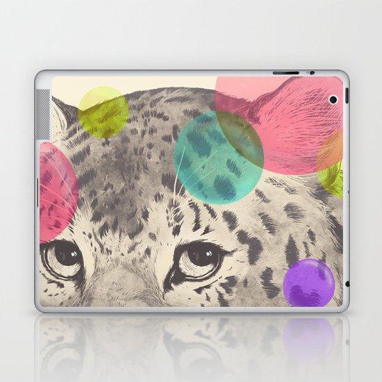 leopard changes his spots Laptop & iPad Skin