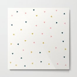 Geometric Art #4 Metal Print