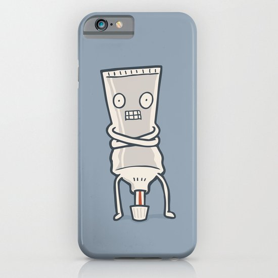 Bad Taste Toothpaste  iPhone & iPod Case