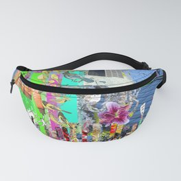 Demographic Fanny Pack