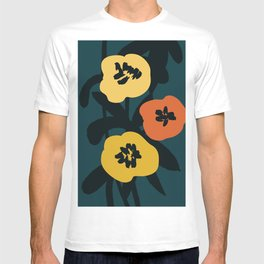 Midnight Flowers T-shirt