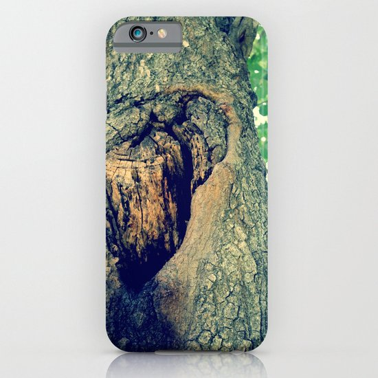 treehole iPhone & iPod Case