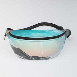 It Seemed To Chase the Darkness Away Fanny Pack