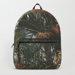 STOP AND SMELL THE PINE TREES Backpack