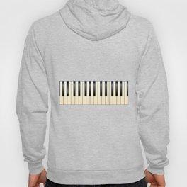Piano Keys Hoody