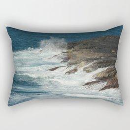Australian Coastline, NSW Rectangular Pillow