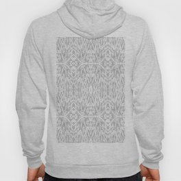 Pattern Grey / Gray Hoody