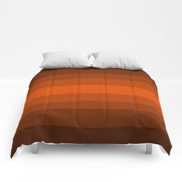 Sienna Spiced Orange - Color Therapy Comforters