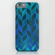 PATTERN {Chevron 013} iPhone 6s Slim Case