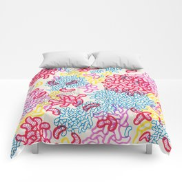 Party Painting Comforters