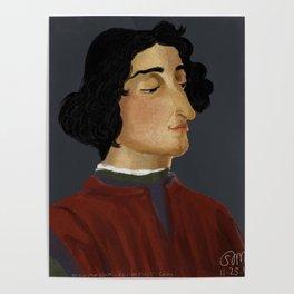 Giuliano De' Medici Poster