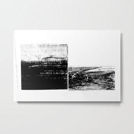 DUPLICITY / 02 Metal Print