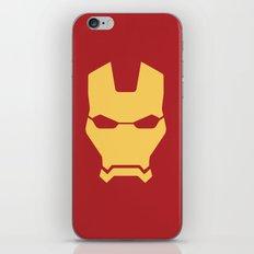 Iron man superhero iPhone & iPod Skin
