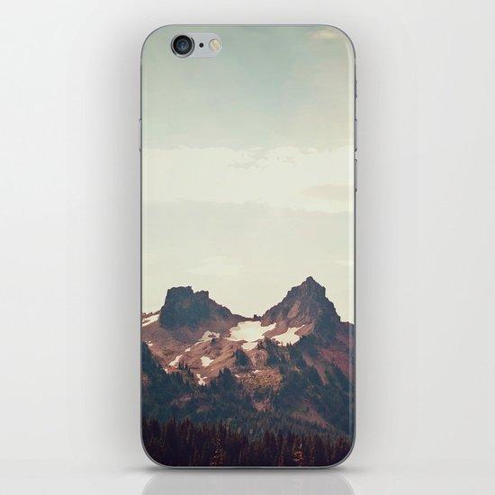 Mountain Ridge Morning iPhone & iPod Skin