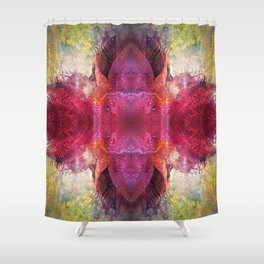 DECALCOMANIA FSCN 8984 Shower Curtain
