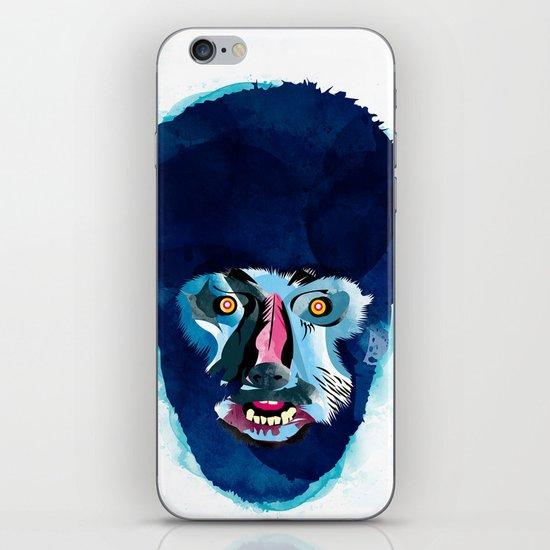 werewolf iPhone & iPod Skin
