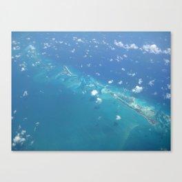 islands Canvas Print
