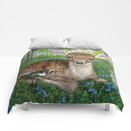 Forest Friends Comforters